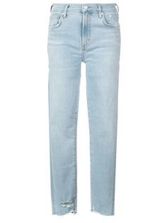 AGOLDE укороченные джинсы Sophie