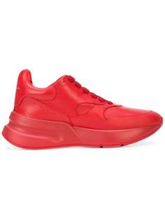 Alexander McQueen массивные беговые кроссовки