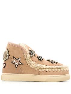 Mou декорированные ботинки Cam Eskimo