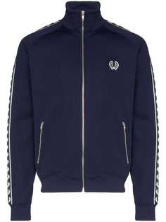 Fred Perry спортивная куртка на молнии с логотипом
