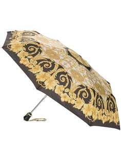 Versace зонт с принтом в стиле барокко