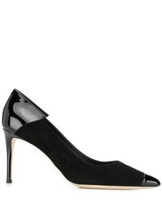 Giuseppe Zanotti лакированные туфли-лодочки