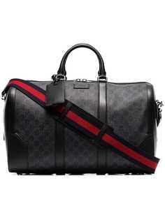 Gucci мягкая дорожная сумка GG Supreme