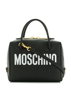 Moschino маленькая сумка через плечо с логотипом