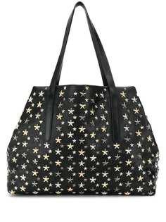 Jimmy Choo декорированная сумка-тоут