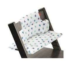 Подушка для стульчика Stokke Tripp Trapp Aqua Star