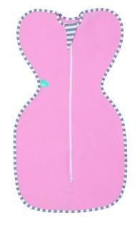 Пеленка-кокон LoveToDream Original, размер M, цвет: розовый