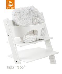 Подушка Mini для STOKKE TRIPP TRAPP Soft Sprinkle, цвет: серый