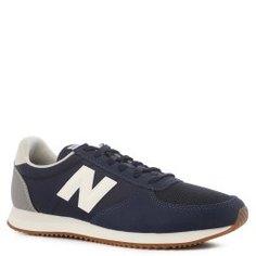 Кроссовки NEW BALANCE U220 темно-синий