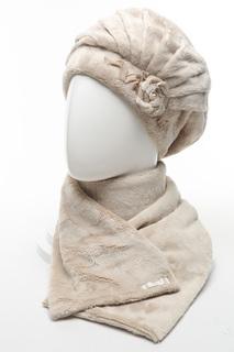 Комплект: берет, шарф Loricci