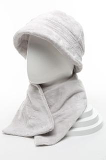 Комплект: шляпа с шарфом Loricci