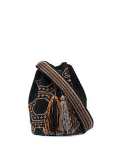 FOLKLOORE большая сумка на плечо Colombian Wayuu
