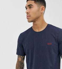 Темно-синяя футболка с логотипом BOSS bodywear - Темно-синий