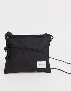 Черная сумка с логотипом Parlez - Черный