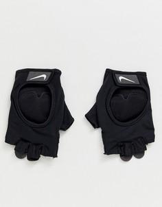 Черные перчатки Nike Training womens ultimate