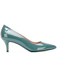 Pollini классические туфли-лодочки с заостренным носком