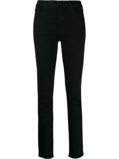 J Brand джинсы скинни с завышенной талией