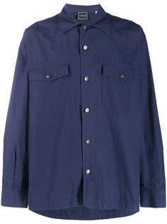 Versace Pre-Owned рубашка на пуговицах 1980-х годов