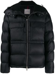 Moncler куртка Rouve на молнии с капюшоном