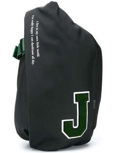 Côte&Ciel большой рюкзак с принтом
