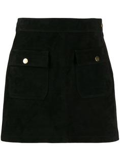 FRAME юбка мини Bardot