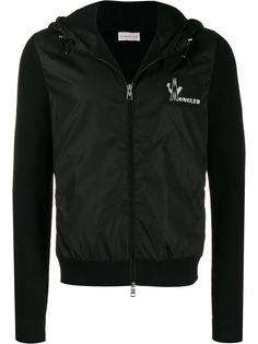 Moncler куртка на молнии