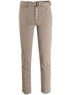 J Brand брюки на пуговицах