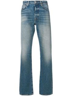 Acne Studios прямые джинсы 1996