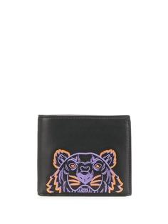 Kenzo кошелек с вышивкой Tiger
