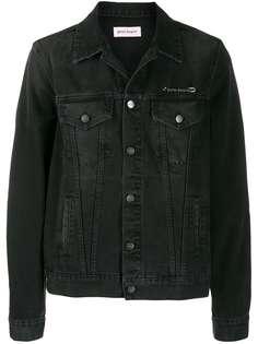Palm Angels джинсовая куртка стандартного кроя