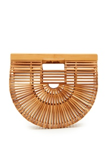 Маленькая бамбуковая сумка Gaia's Ark