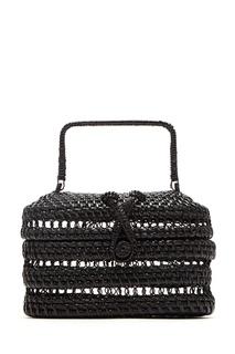 Черная мини-сумка Max Cult Gaia