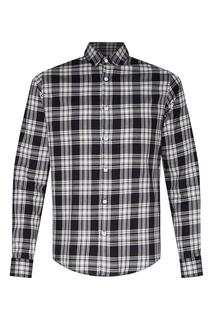 Мужская клетчатая сорочка Sandro