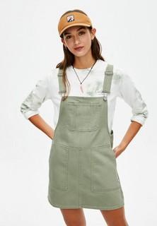 Платье джинсовое Pull&Bear