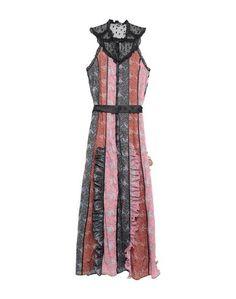 Длинное платье Manoush