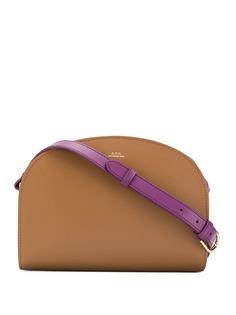 A.P.C. сумка-сэтчел с регулируемым ремнем на плечо