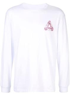 Palace футболка с длинными рукавами