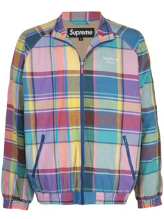 Supreme спортивная куртка
