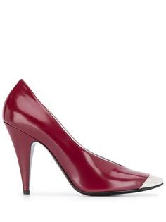 Emilio Pucci туфли-лодочки с квадратным носком