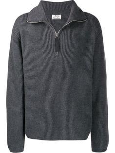 Acne Studios zip-up sweater