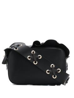Red Valentino сумка через плечо RED(V) Rock Ruffles