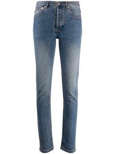 A.P.C. slim-fit mid-rise jeans