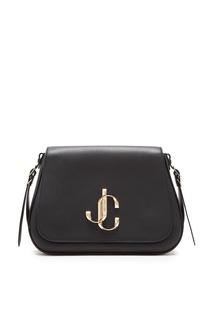 Черная сумка-кроссбоди Varenne Jimmy Choo
