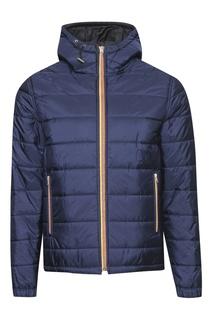 Куртка на молнии с капюшоном Paul Smith