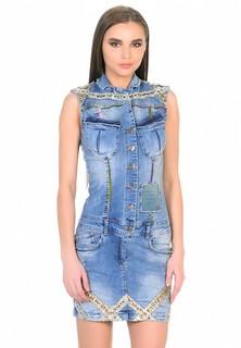 Платье джинсовое DSHE Dshe