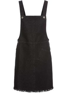 Платье-комбинезон с бахромой Bonprix