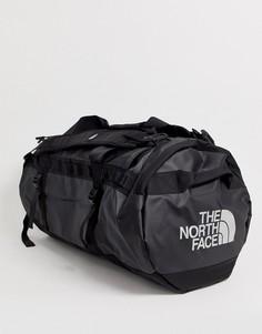 Черная сумка дафл The North Face Base Camp - Черный