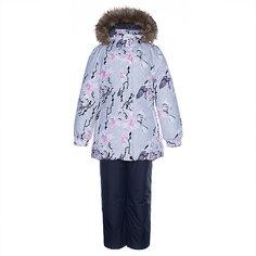 Комплект Huppa Renely: куртка и полукомбинезон