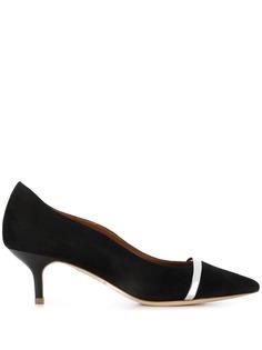 Malone Souliers туфли-лодочки с контрастным ремешком