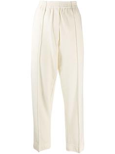 Jil Sander брюки прямого кроя